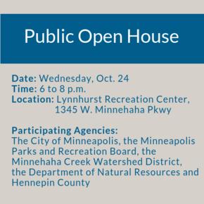 Nokomis Groundwater Open House meeting details