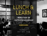 photo screenshot of the Lunch & Learn event