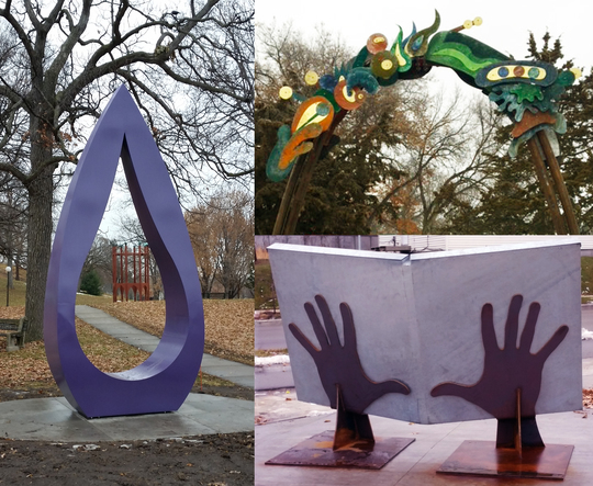 Mpls public artworks photo
