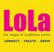 LoLa Winter Fine Art Exhibit logo