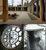 Mpls Heritage Preservation buildings photo collage