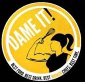 Dame it! logo