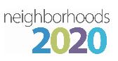 Neighborhoods 2020 logo