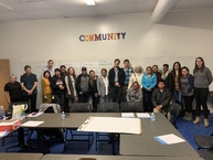 SREAP-TAP Community Meeting at the Waite House on March 19, 2019