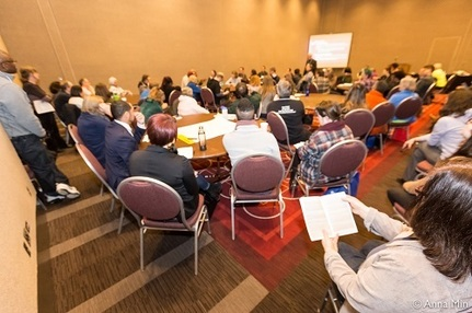 2019 Community Connections Conference workshop crowd