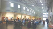 2020 Census We Count Kickoff celebration on April 1, 2019 crowd photo at the Center for Changing Lives