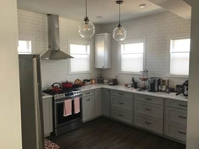 Rehabbed home from Minneapolis Homes Program