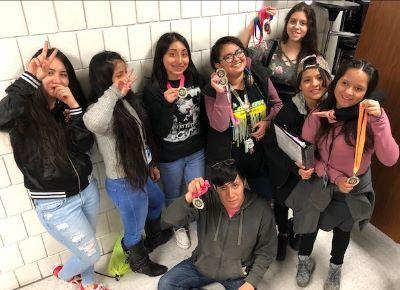 Edison Spanish Debate Team