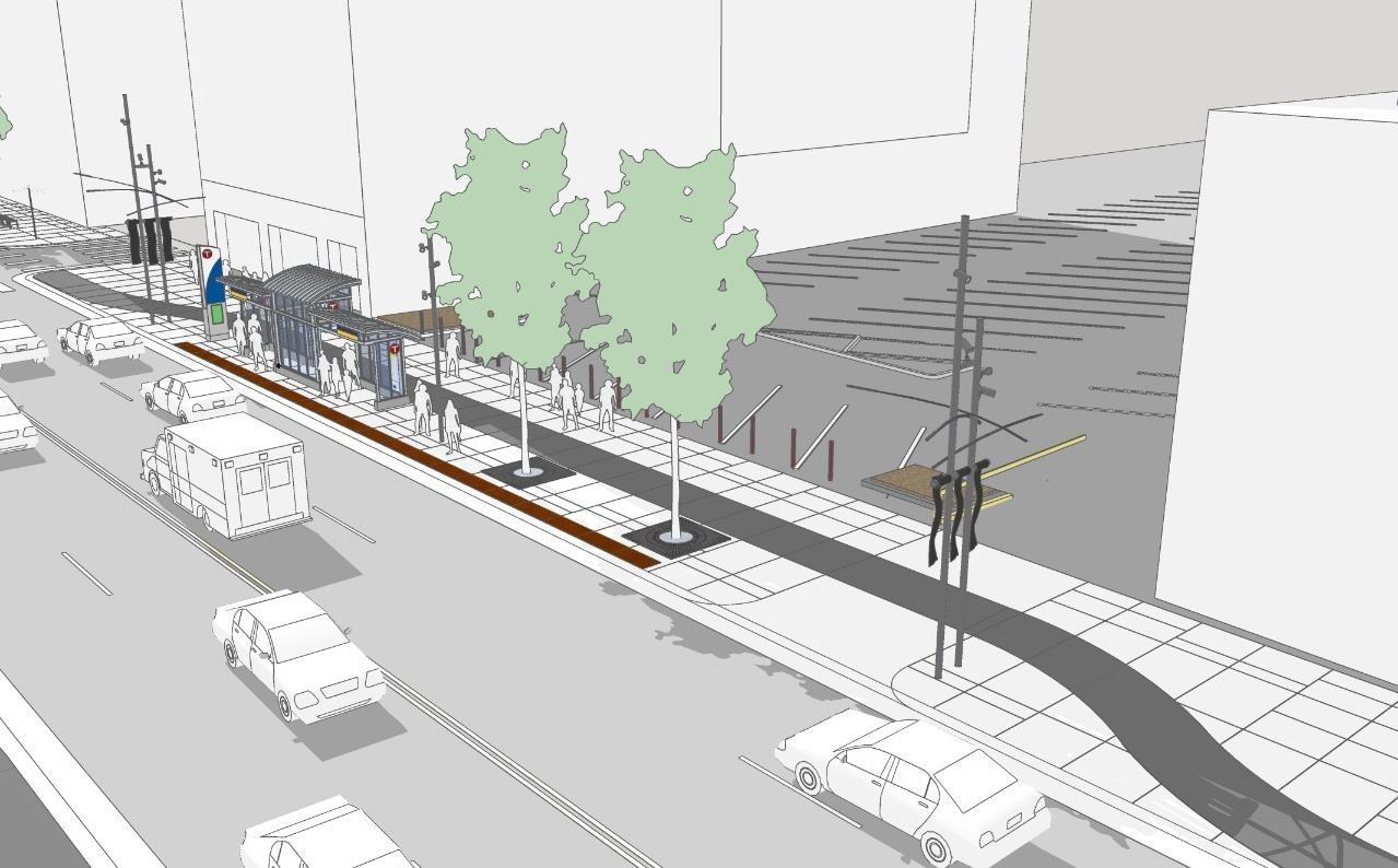 Bus Stop Design