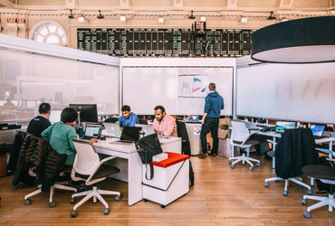 Fueled Collective Collaborative Space