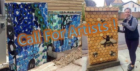 Minneapolis utility box art wrap