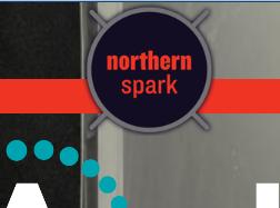 Northern Spark logo