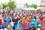 Somali Independence Day block party 2018 crowd photo courtesy of KaJoog