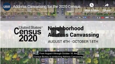 Census video link image