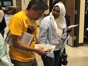 Census doorknock volunteers from August 3,  2019 Northside canvassing