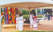 Welcoming Week Celebration 2018 Oromo Dancers