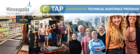 people and their co-ops collage