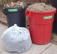 yard waste image