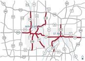 Road closure map May 31 2020