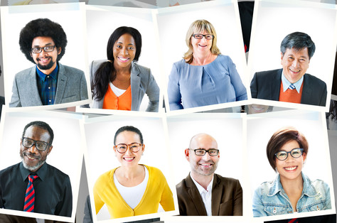 CareerForce istock images of people