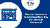 Small Business Association Disaster Loans