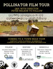 Pollinator Film Tour