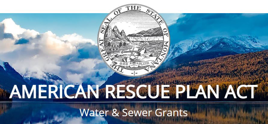 ARPA Water & Sewer Banner