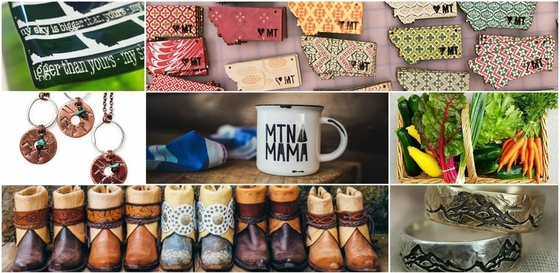 items Made in Montana