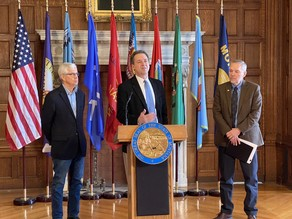 Governor Bullock Press Conference