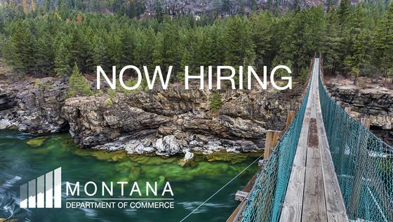 Now hiring bridge
