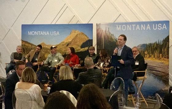 Governor at LA Film Event