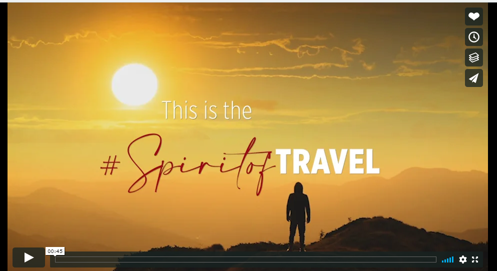 Spirit of Travel