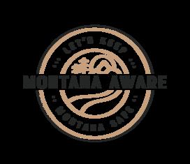 Montana Aware Badge
