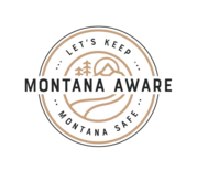 Montana Aware Badge