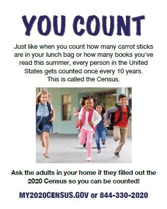 Kids Count in the 2020 Census