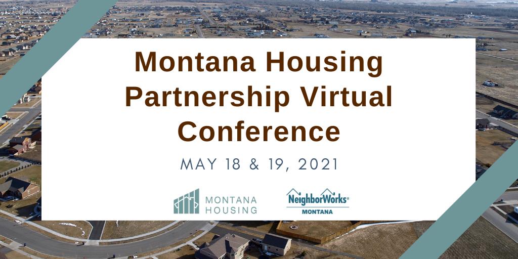 Montana Housing Partnership Virtual Conference