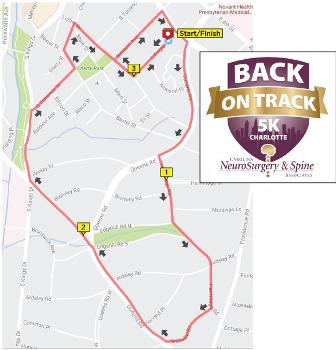 Back on Track 5K