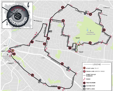 Rocktoberfest Half-Marathon & 5-Mile Run