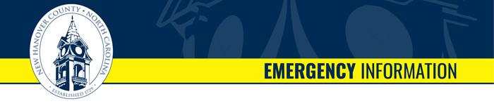 Emergency Information Header