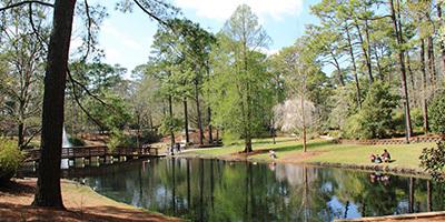 HM Pond