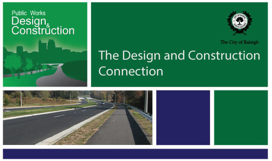 Design and Construction Banner Image