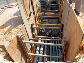 Duct bank image