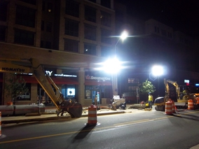 night work image