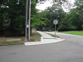 Tyrell Road Sidewalk