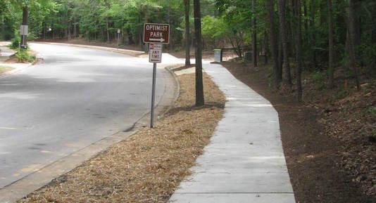 Sidewalk Image,