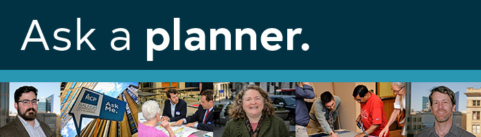 Ask A Planner
