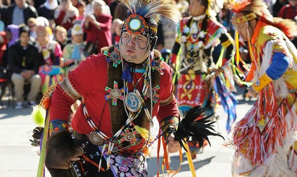 25th Annual American Indian Heritage Celebration Image