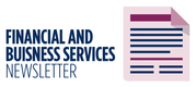 Financial and Business Services Newsletter