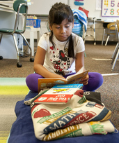 NC Elementary Student Reading