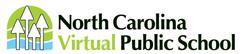 NC Virtual Public Schools Logo